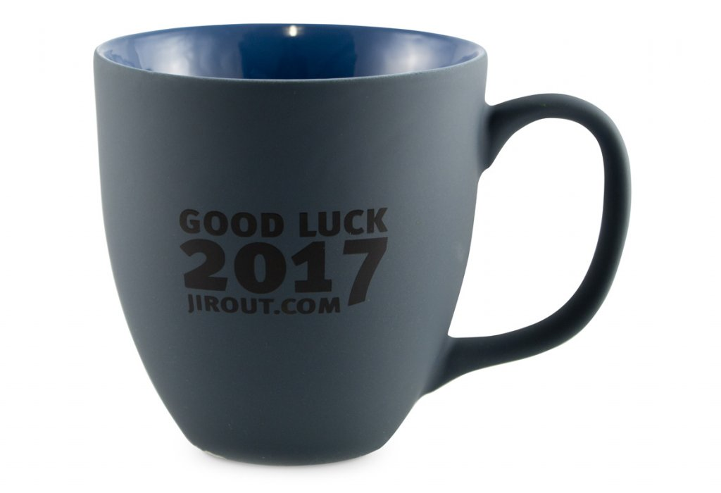 Hrnky - Jirout good luck
