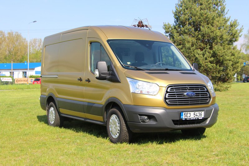 Titulek - AUTO IN – celopolep Ford Transit