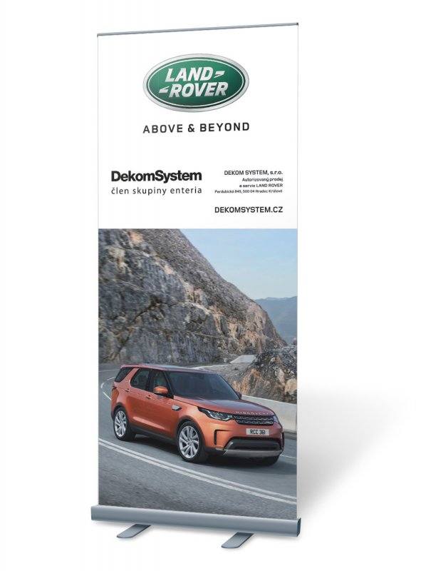 Roll Upy - Land rover
